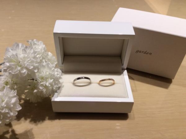 【和歌山】輝彩の結婚指輪