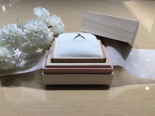 【和歌山】ALTERGOの婚約指輪