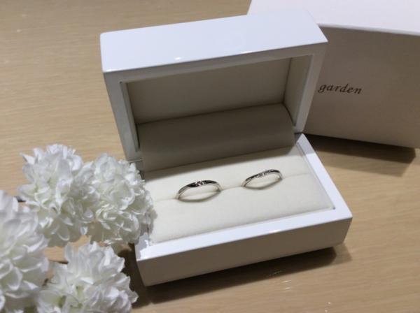 【大阪】いい夫婦の結婚指輪