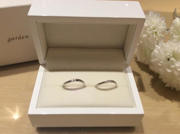 【和歌山】いい夫婦 bridalの結婚指輪