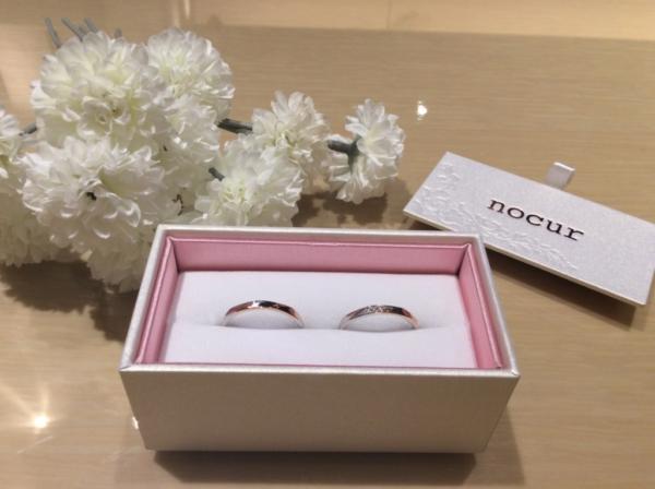 【大阪】nocurの結婚指輪