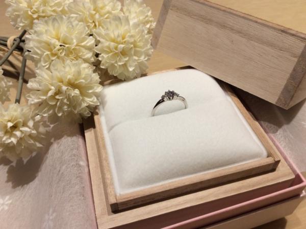 【和歌山】CANDLEの婚約指輪