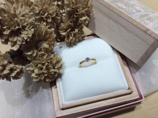 【和歌山】RosettEの婚約指輪