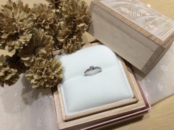【大阪】GRAMAの婚約指輪