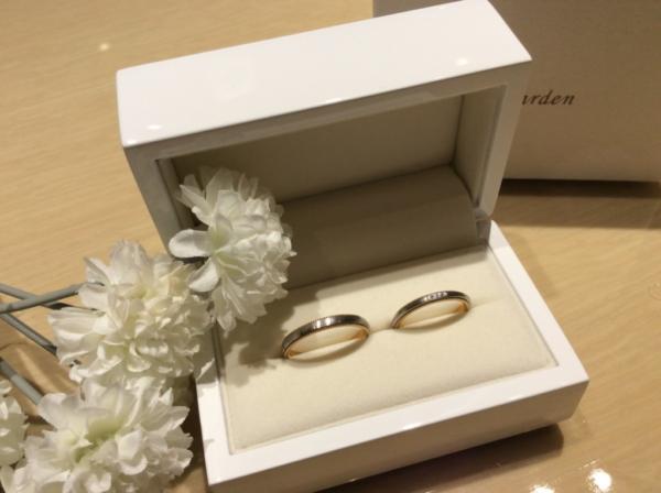 【和歌山】GRAMAの結婚指輪