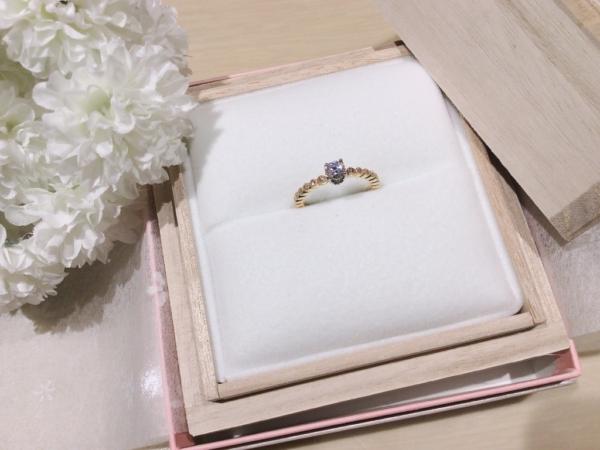 【大阪】RosettEの婚約指輪