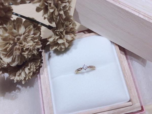 【奈良】garden ORIGINAL の婚約指輪