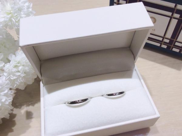 【大阪】RosettE Lifeの結婚指輪