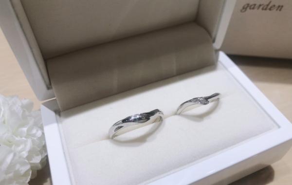 【兵庫】輝彩の結婚指輪