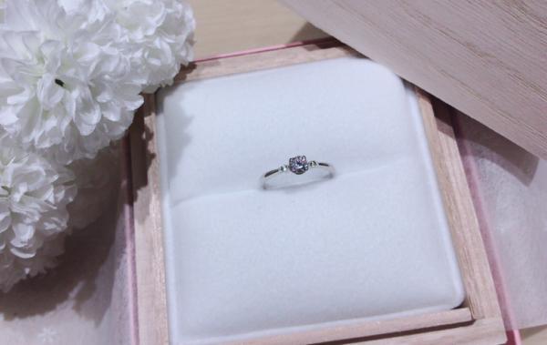 【大阪】Soの婚約指輪