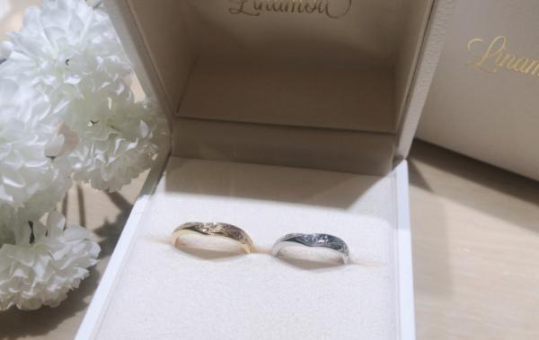 【奈良】Linamoaの結婚指輪