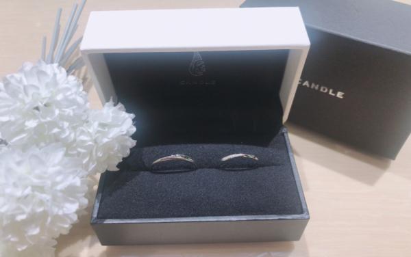 【大阪】CANDLEの結婚指輪