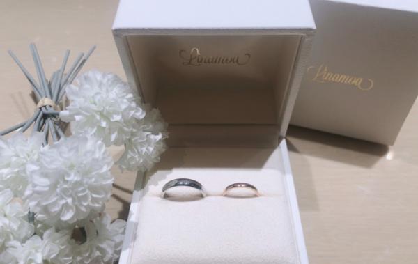 【兵庫】Linamoaの結婚指輪