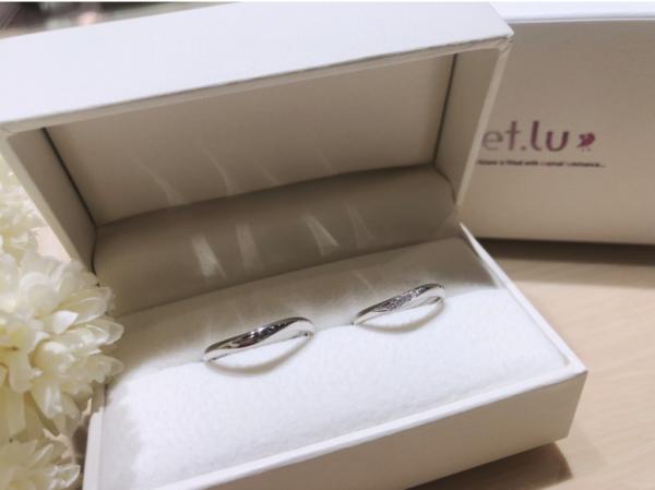 【大阪】et.luの結婚指輪