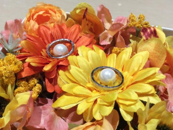 【大阪】手作りの結婚指輪