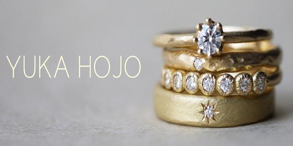 YUKAHOJOの指輪を買うならgarden心斎橋