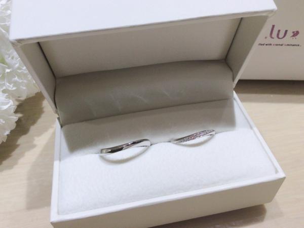 【奈良】et.luの結婚指輪