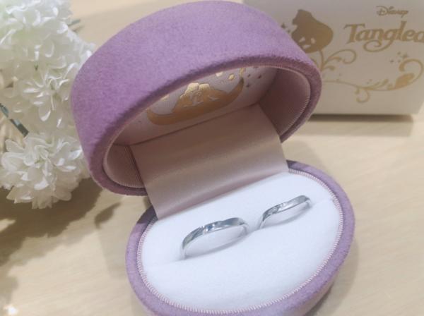 【大阪】Rapunzelの結婚指輪