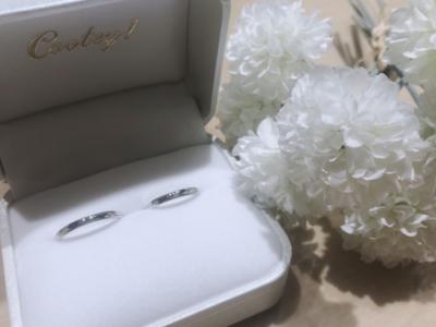 【大阪】Cootey!の結婚指輪