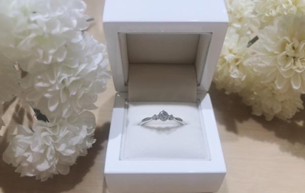 【兵庫】ひなの婚約指輪