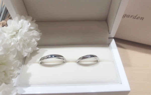【大阪】Pulitoの結婚指輪