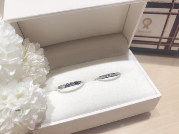 【和歌山】RosettE SPの結婚指輪