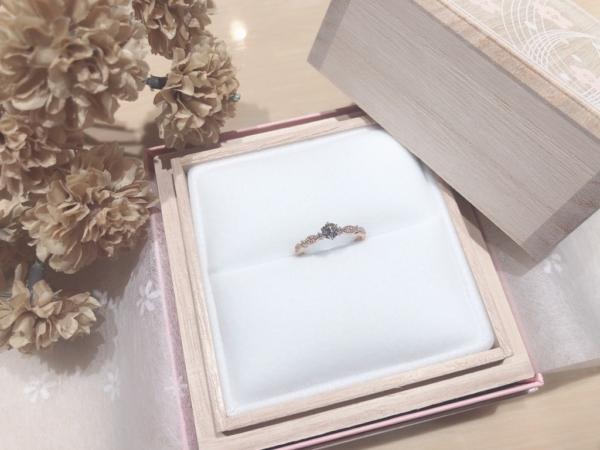 【大阪】Amour Amuletの婚約指輪